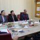 جلسه تعاملی سازمان با انجمن فیزیوتراپی و هیئت پزشکی ورزشی